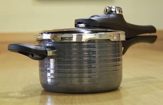 玄米炊飯向き圧力鍋 マクロビオティック