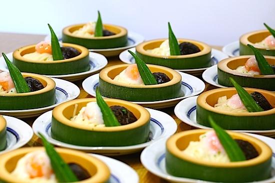 涼麺 マクロビオティック京料理教室 むそう塾