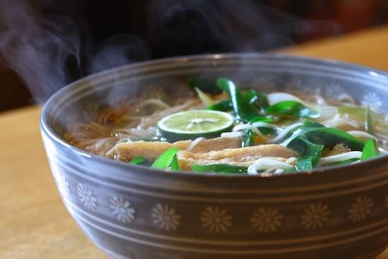 煮麺(にゅうめん) むそう塾 マクロビオティック料理教室1