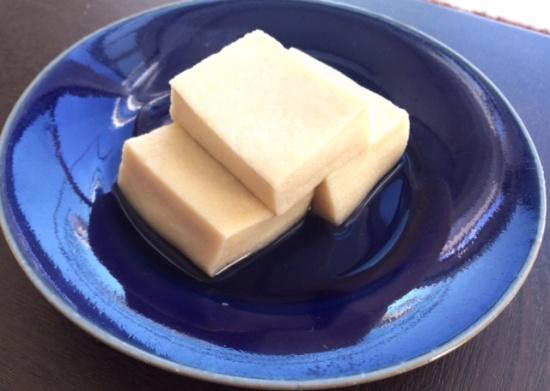 高野豆腐の炊いたん むそう塾