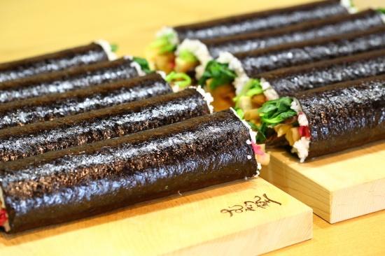 巻き寿司 マクロビオティック料理教室 むそう塾