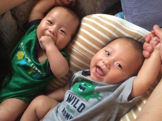 双子の完全母乳 むそう塾