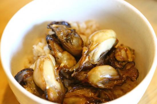 牡蠣の時雨煮丼 マクロビオティック料理教室 むそう塾