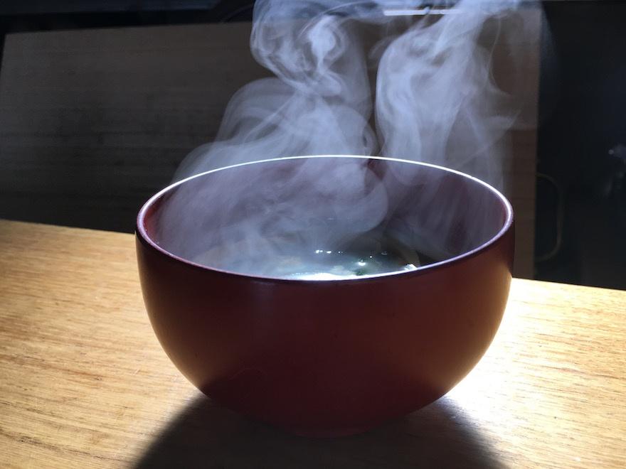 お味噌汁 マクロビオティック京料理教室 むそう塾
