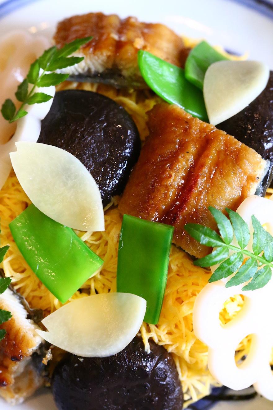 中川式ちらし寿司 マクロビオティック京料理教室 むそう塾