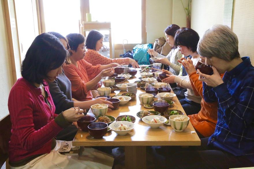 マクロビオティック京料理教室 むそう塾 陰陽講座