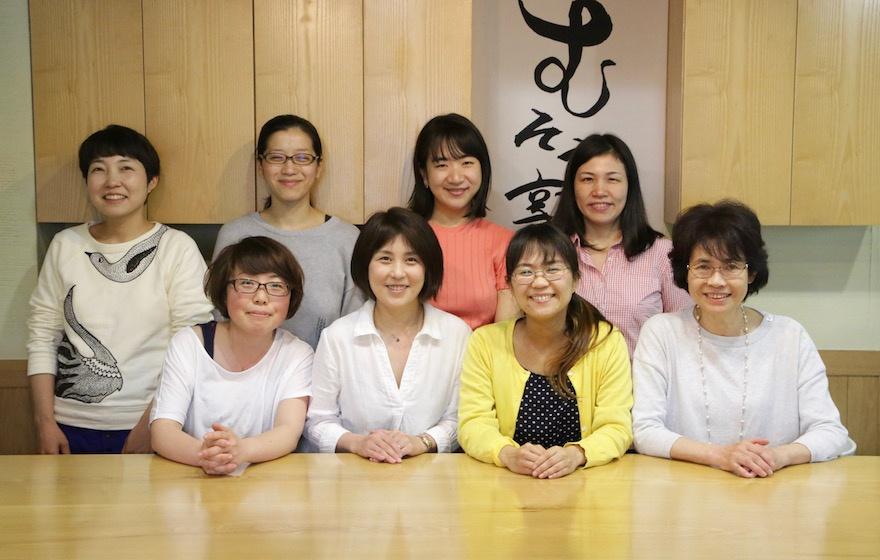 マクロビオティック京料理教室 むそう塾 上級幸せコース