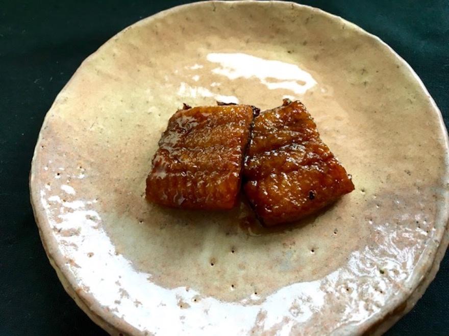鰻の佃煮 マクロビオティック京料理教室 塾生作品