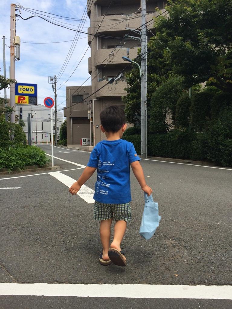 恭子さんの息子さん4