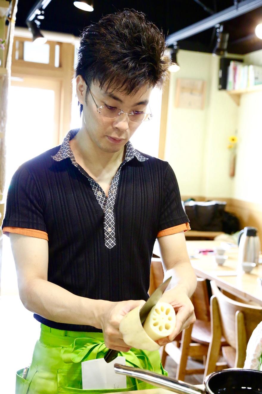 マクロビオティック京料理教室 むそう塾