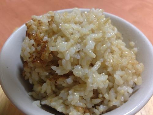 玄米ご飯2・26