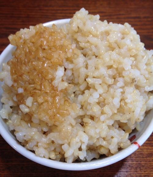 玄米ご飯 0327