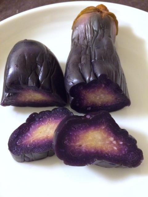 瑠璃茄子(Mu30-3)
