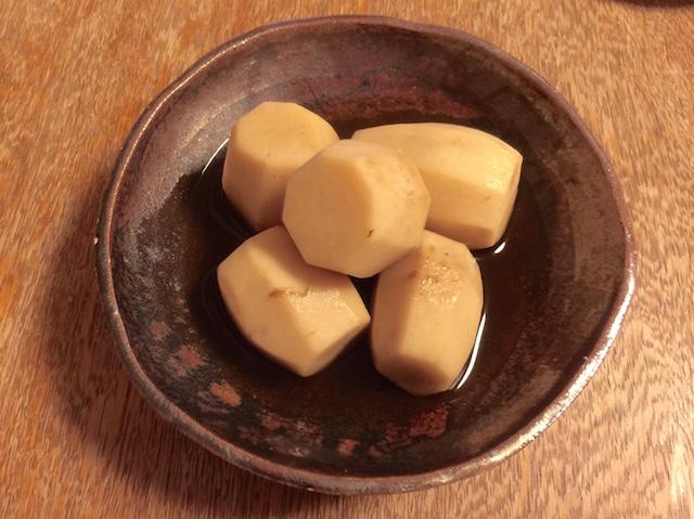 (72-3)里芋のたいたん20141210_2
