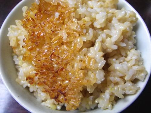 20150630玄米ご飯