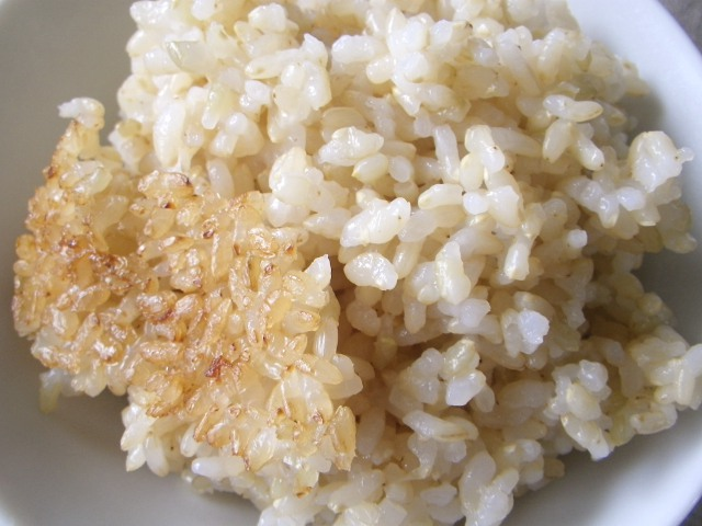 玄米御飯18回目