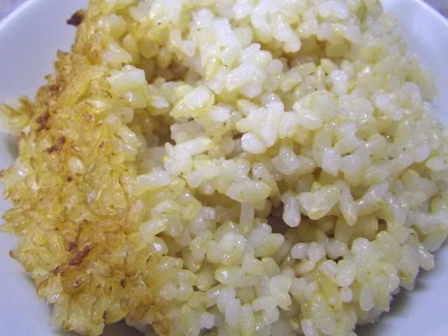 玄米御飯26回目