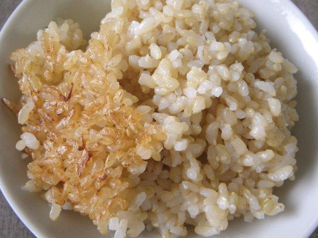 玄米御飯16回目