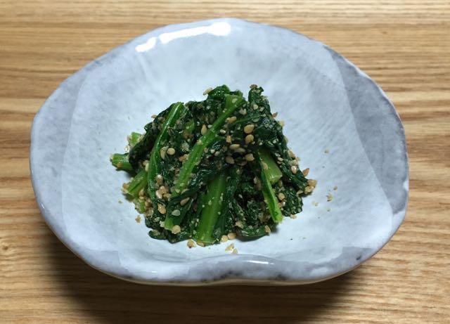 小松菜3です