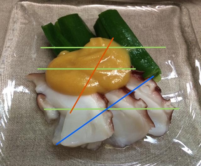 芥子酢味噌和え