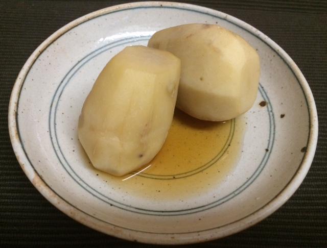 里芋の炊いたん