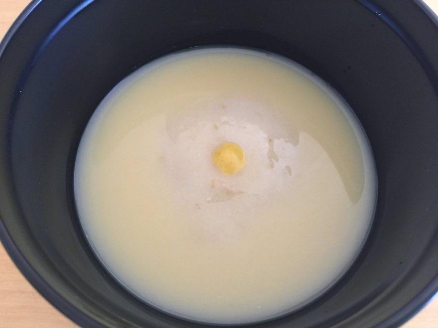 白味噌ひる