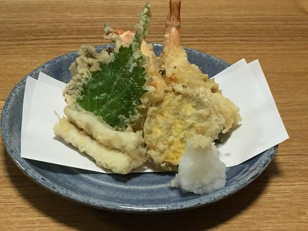 天ぷら1.18