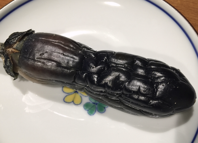 瑠璃茄子2016.6.28