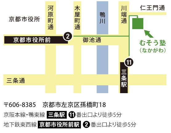 アクセスマップ地図