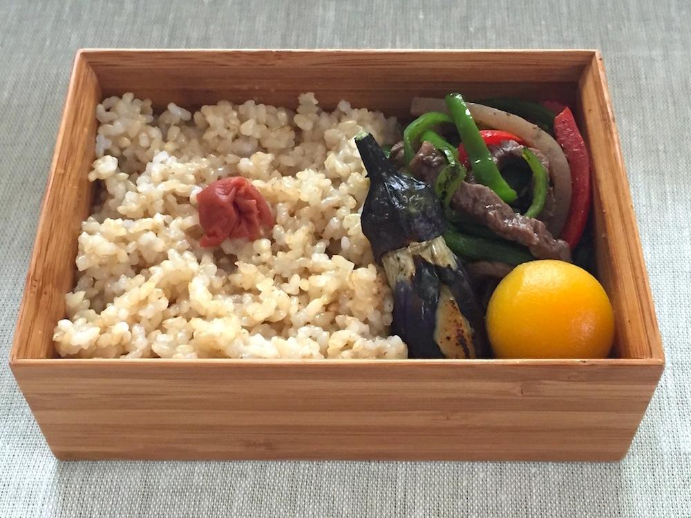 マクロビオティック京料理教室 むそう塾 塾生作品のお弁当